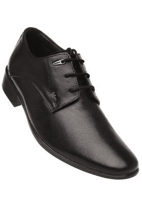 LEE COOPERMens Leather Formal Lace Up Shoe