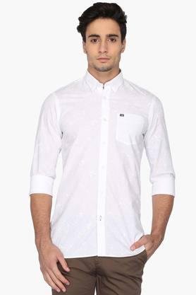Arrow Sport Formal Shirts (Men's) - Mens Regular Collar Printed Shirt