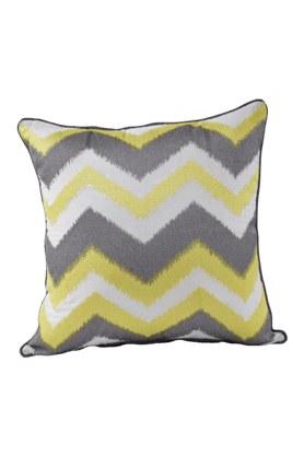 MASPAR Ikat Embroidery Cushion Cover - 200919051