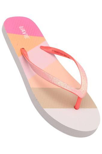 LAVIE -  Pink Floaters & Flip Flops - Main