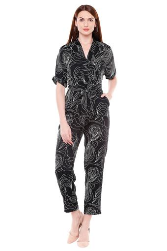 VERO MODA -  Black Jumpsuit - Main