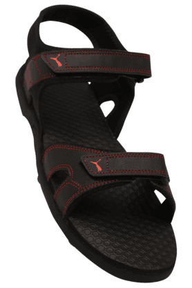 PUMA Mens Velcro Closure Sandal