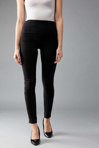 DOLCE CRUDO -  BlackJeans & Jeggings - Main
