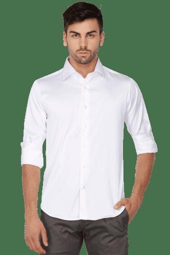 VDOT -  WhiteCasual Shirts - Main