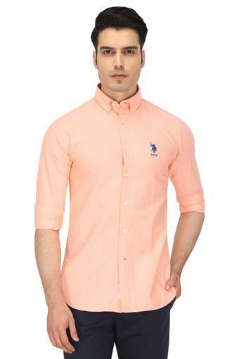 U.S. POLO ASSN. -  OrangeShirts - Main