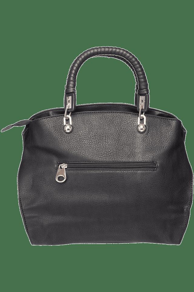 Womens Solid PU Handbag