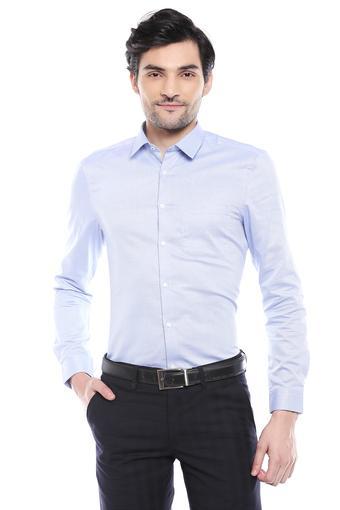 FRATINI -  Light BlueFormal Shirts - Main
