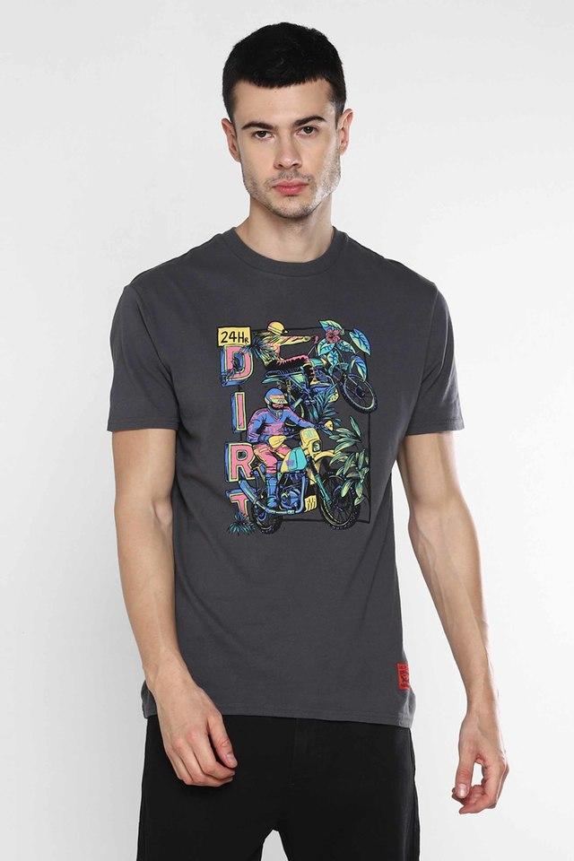 LEVIS - GreyCasual Shirts - Main