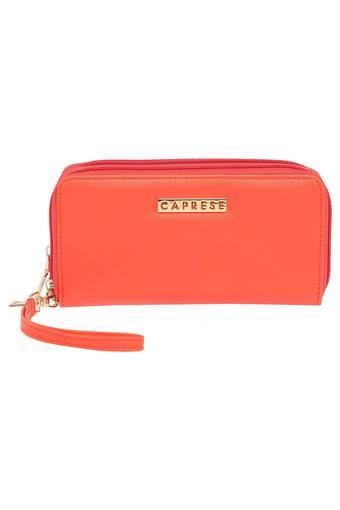 CAPRESE -  CoralWallets & Clutches - Main