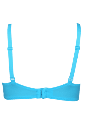 Women Cotton Padded Wired Bra