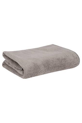 IVY -  GreyHand & Face Towel - Main