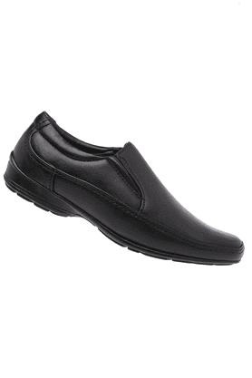 Mens Black Formal Slipon Shoe