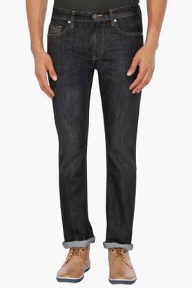Mens 5 Pocket Stretch Jeans (Sundance Fit)