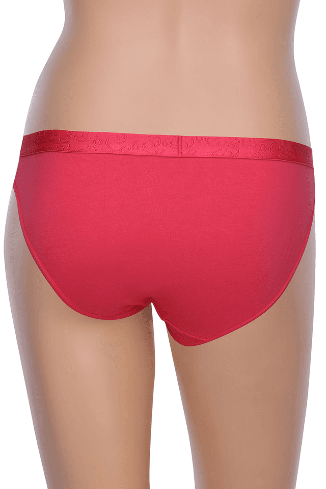 Women Cotton Hipster Seamless Brief (Assorted)