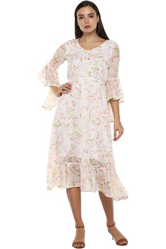 FRATINI WOMAN -  Off WhitePvt Women Western Buy 1 & Get 2nd At 20% Off  - Main
