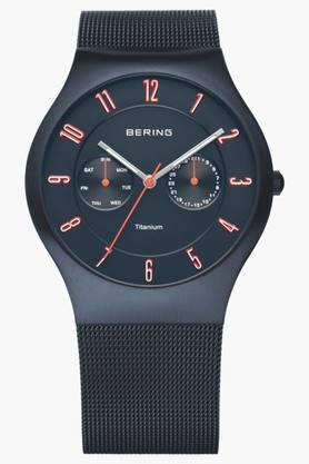 BERINGUnisex Classic Black Round Analogue Watch 11939-393