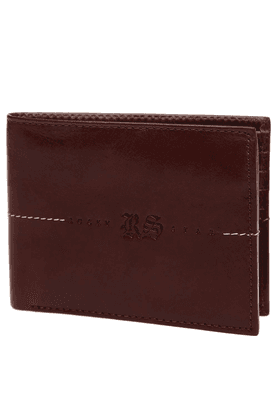 RS BY ROCKY STAR Mens Albion Leather Wallet