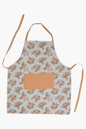 BLISS Multi Colour Printed Kitchen Linen Set (Oven Glove (2 Pcs) - 202234028