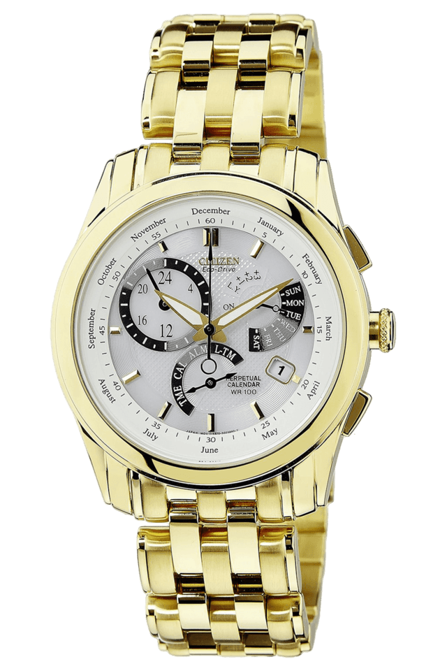 Mens Chronograph Watch-BL8006-58A