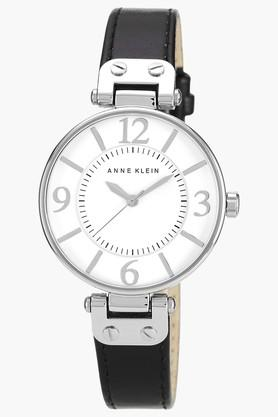 ANNE KLEIN White Dial Womens Watch- AK109169WTBKJ  ...