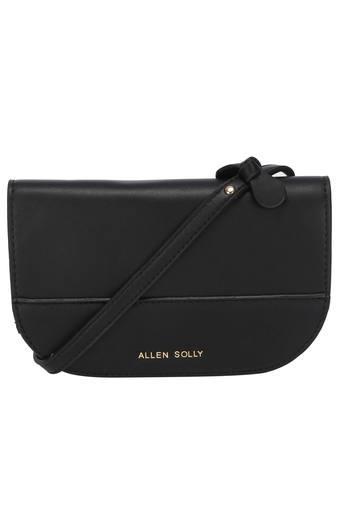 ALLEN SOLLY -  BlackHandbags - Main