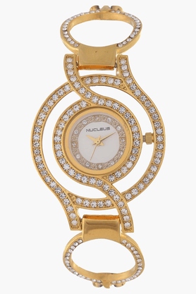 NUCLEUSAnalog Watch For Formal & Casual Wear For Women NTLGWDM