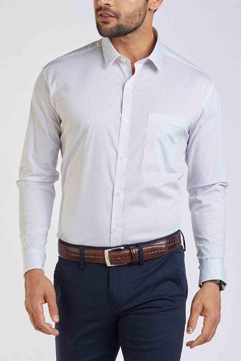 INDIAN TERRAIN -  WhiteCasual Shirts - Main