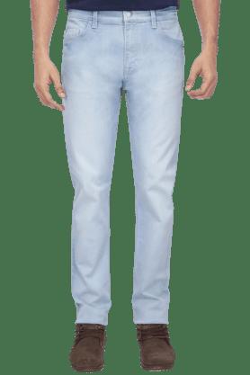 CALVIN KLEIN JEANSMens 5 Pocket Stretch Jeans