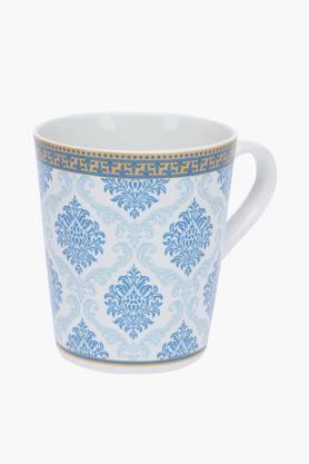 Printed Rio Doric Round Coffee Mug - 250ml