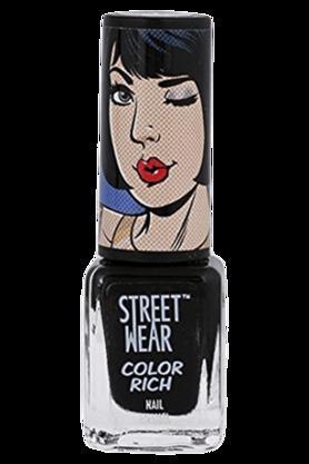 Street Wear Color Rich Nail Enamel