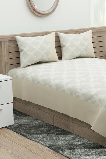 HOME -  Silver Bed Covers - Main