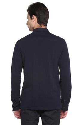 FCUK - BlueCasual Shirts - 1