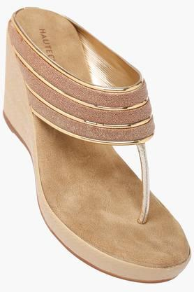 Womens Ethnic Wear Slip On Wedges