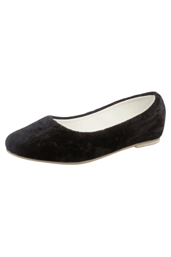 Girls Ethnic Slipon Ballerina Shoe