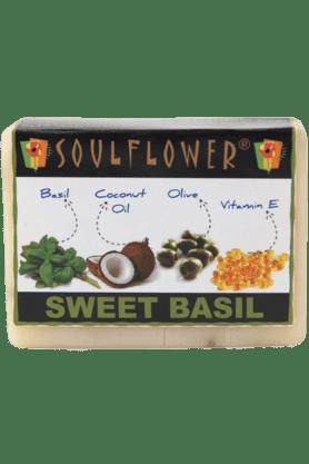 SOULFLOWERSweet Basil - Soap
