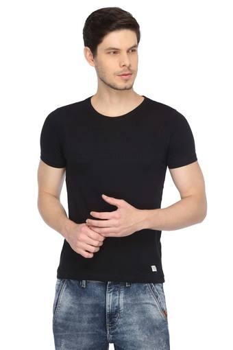 FLYING MACHINE -  BlackT-shirts - Main