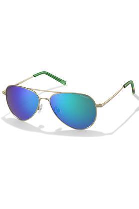 Unisex Aviator Polarized Sunglasses