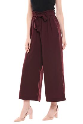 MSTAKEN - BurgundyTrousers & Pants - 2
