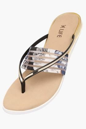 Womens Casual Slip On Flat Sandals