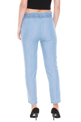 KRAUS - Blue Trousers & Pants - 1