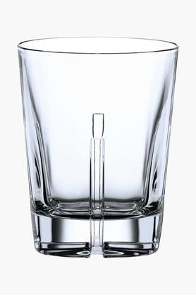 Crystal Whisky Glasses- 345 ml Set Of 6