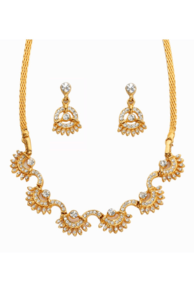 TOUCHSTONE Necklace Set - 9295956