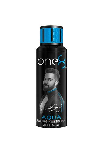 Mens Aqua Deodorant Spray - 200ml