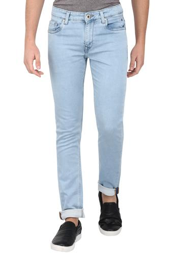 LOUIS PHILIPPE JEANS -  Ice Blue Jeans - Main