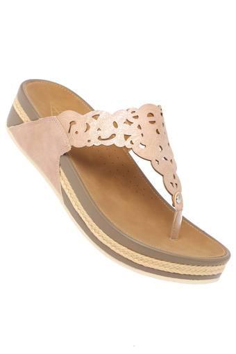 Womens Casual Wear Slip On Platforms