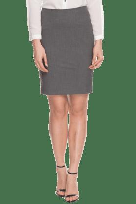 PARK AVENUEWomen  Knee Length Formal Skirt