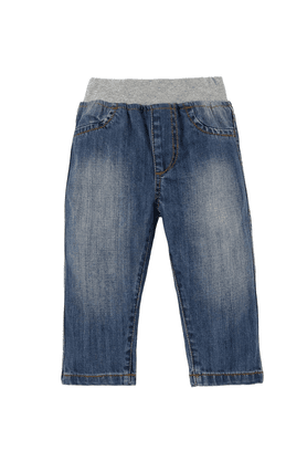 MOTHERCARE Boys Cotton Denim Jeans