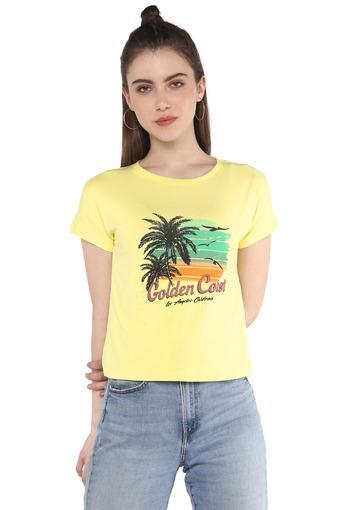 LIFE -  YellowT-Shirts - Main