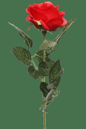 IVYSingle Rose Stem Red