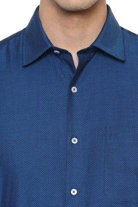 RS BY ROCKY STAR - TealFormal Shirts - 4